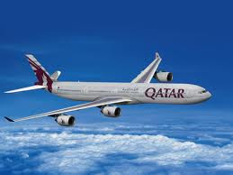 QATAR AIRLINES ADVERTISES FOR FIRST TIME ON SYRIAN PERSPECTIVE; 1