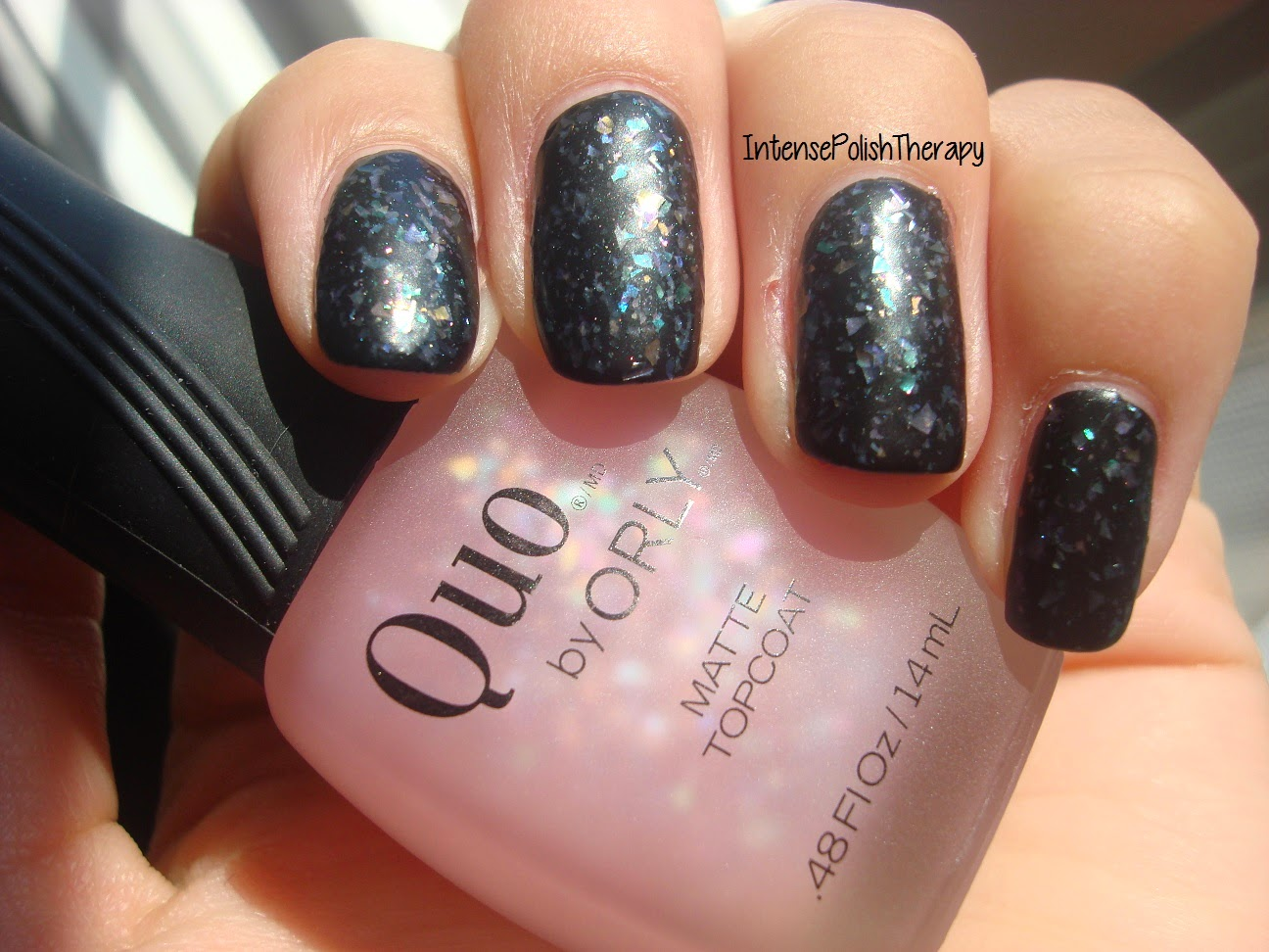 Quo by Orly - Pink Matte