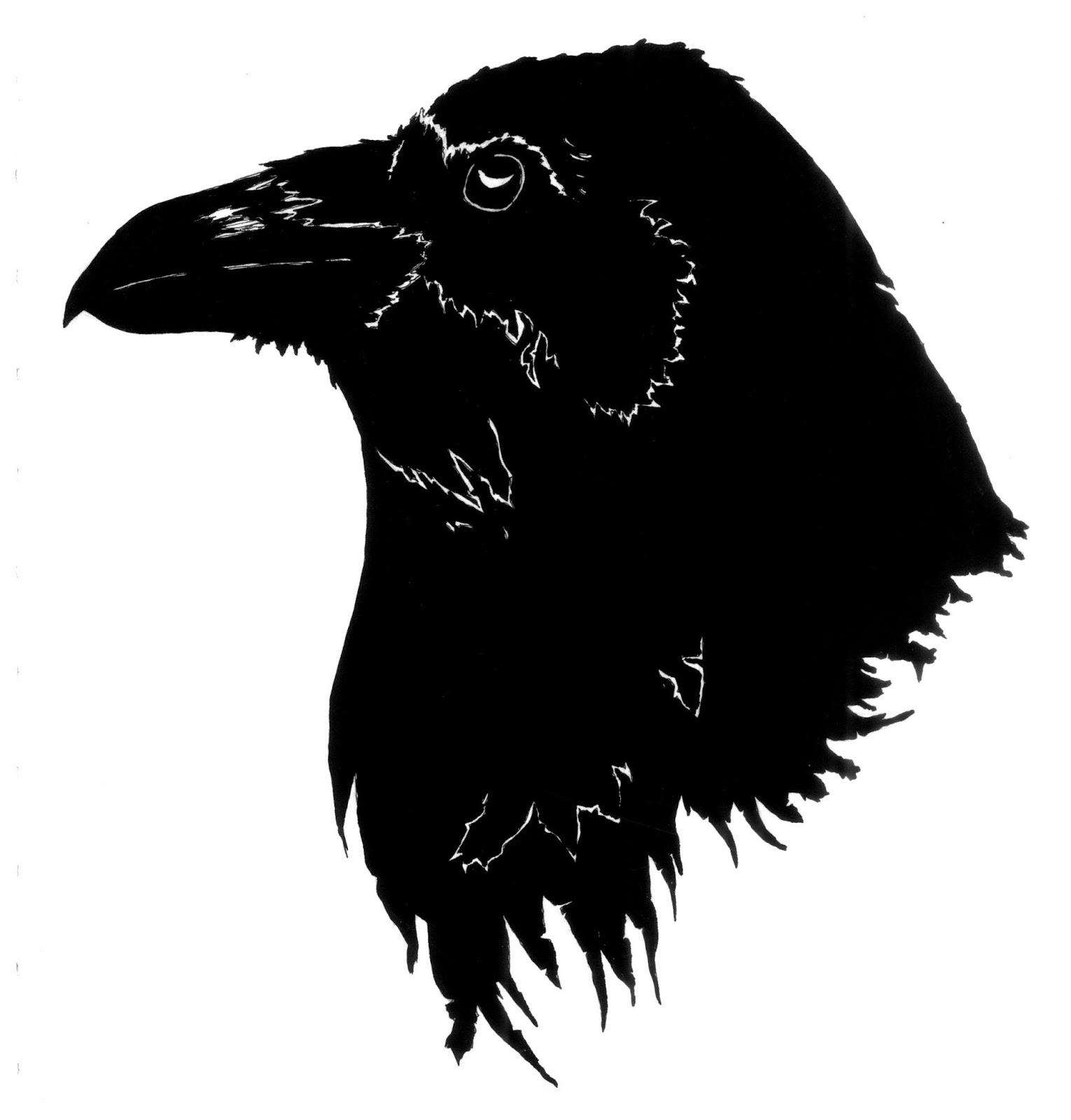Tempest Scribbles: Edgar Allan Poe Illustrations