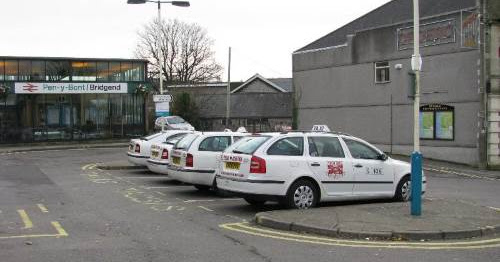 Calls for Bridgend taxi fare increases & more