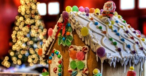 Magic Gingerbread Cake Uk