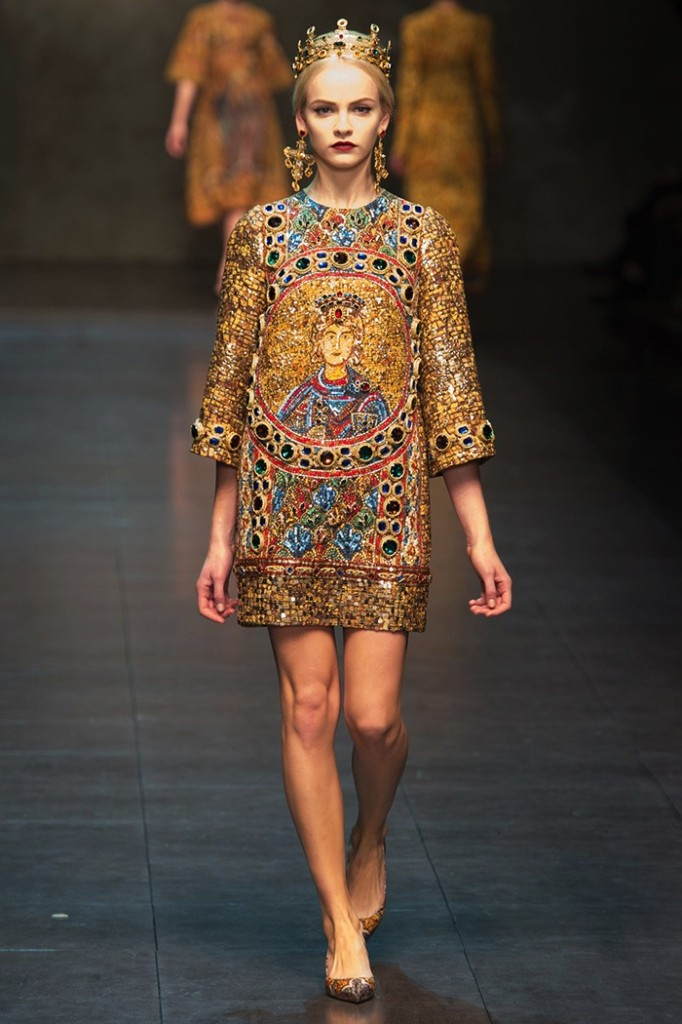 Dolce Gabanna Launches Hijab And Abaya Collection For