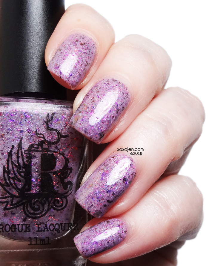 xoxoJen's swatch of Rogue Lacquer Strong and Beautiful