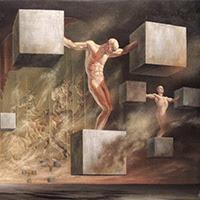 Enrique Nieto pintura figurativa