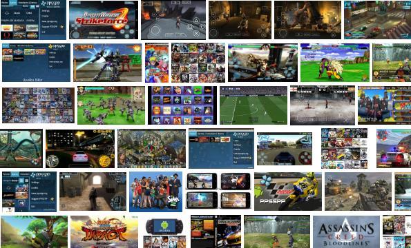 daftar game ppsspp full version