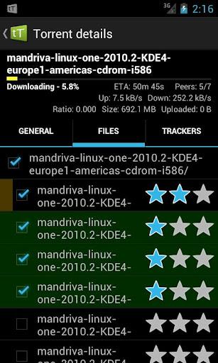 tTorrent-Lite