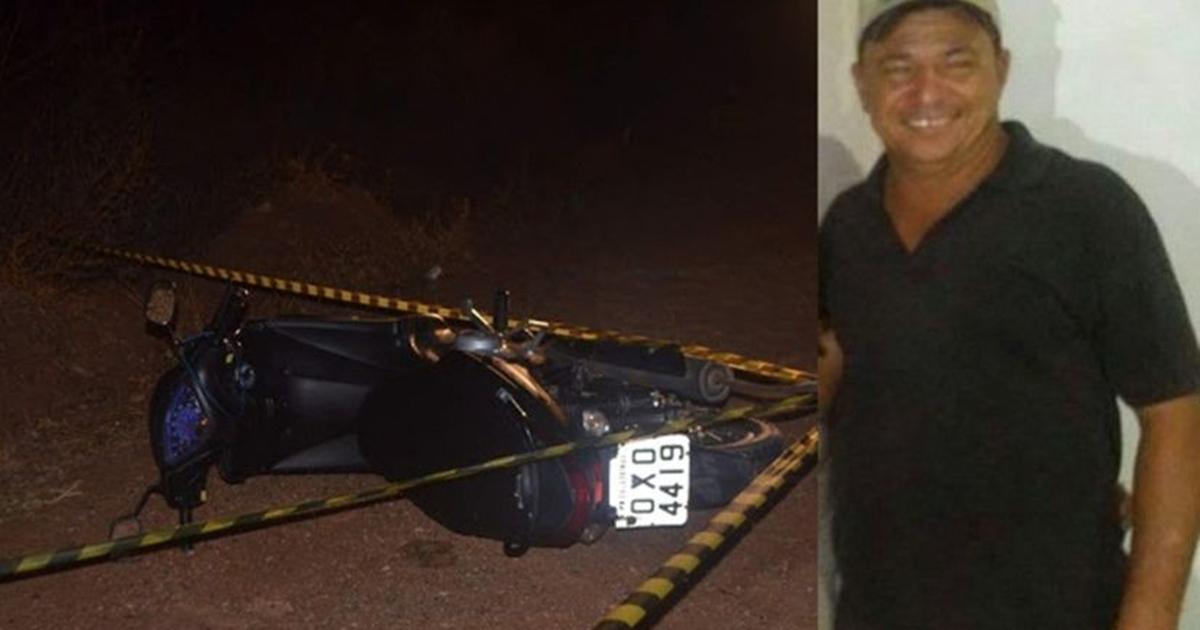 Marchante de 46 anos é encontrado morto com marcas de tiros