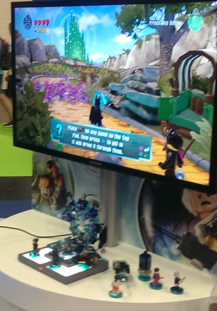 Player Versus Developer Gamescom 2015 Toys To Life Report