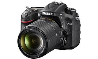 Harga dan Spesifikasi Kamera Nikon D7200 Terbaru
