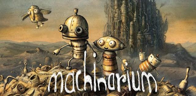 Machinarium v2.2.2 APK Android Games Download