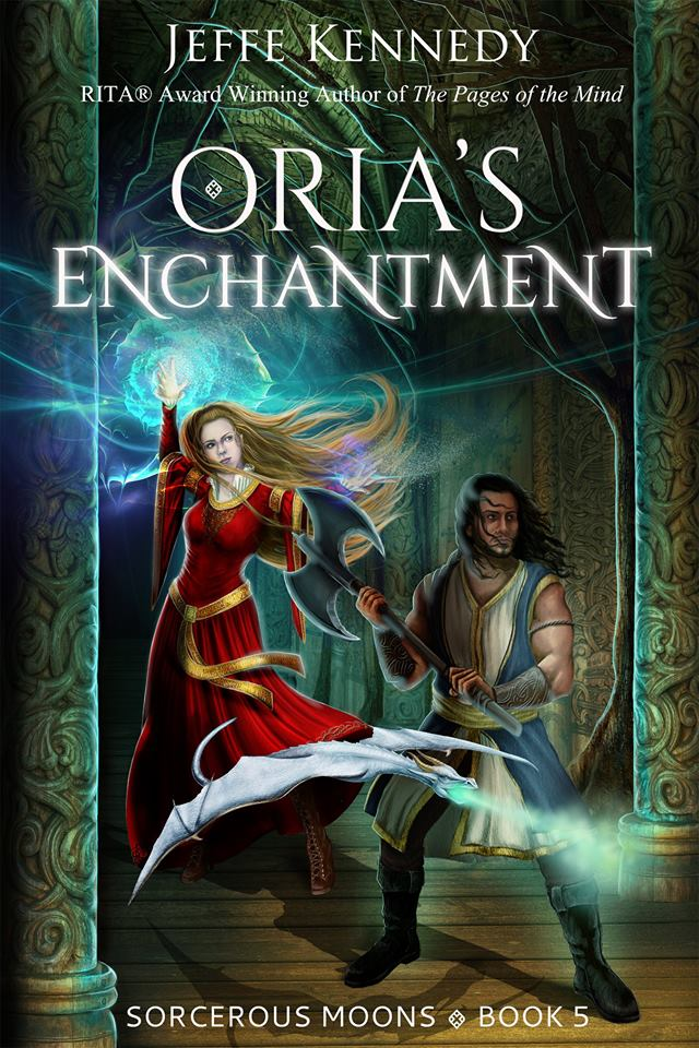 Oria's Enchantment (Sorcerous Moons, Bk5)