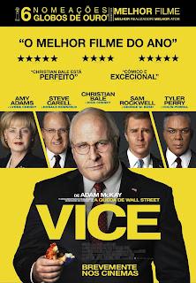 Crítica - Vice (2018)