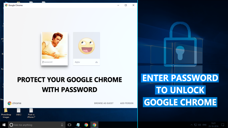 how to remember passwords in google chrome