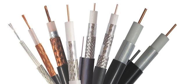 ¿Qué es un cable coaxial  ¿Por qué es tan importante el apantallamiento en el cable coaxial  ¿Para qué se utiliza el cable coaxial