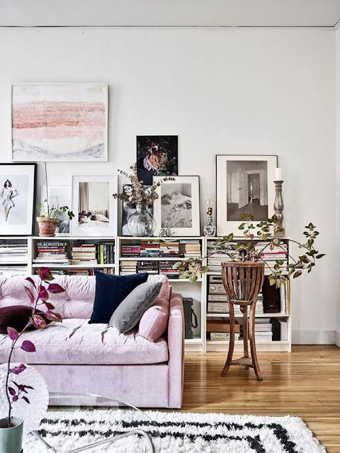 Home of Interior Designer Amelia Widell