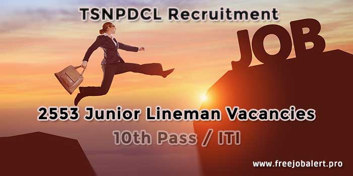 Apply Online for TSNPDCL Recruitment / Vacancies