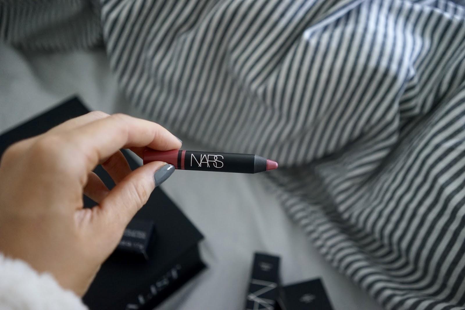 NARS Satin Lip Pencil in Rikugien