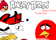 Red Angry Birds Maker