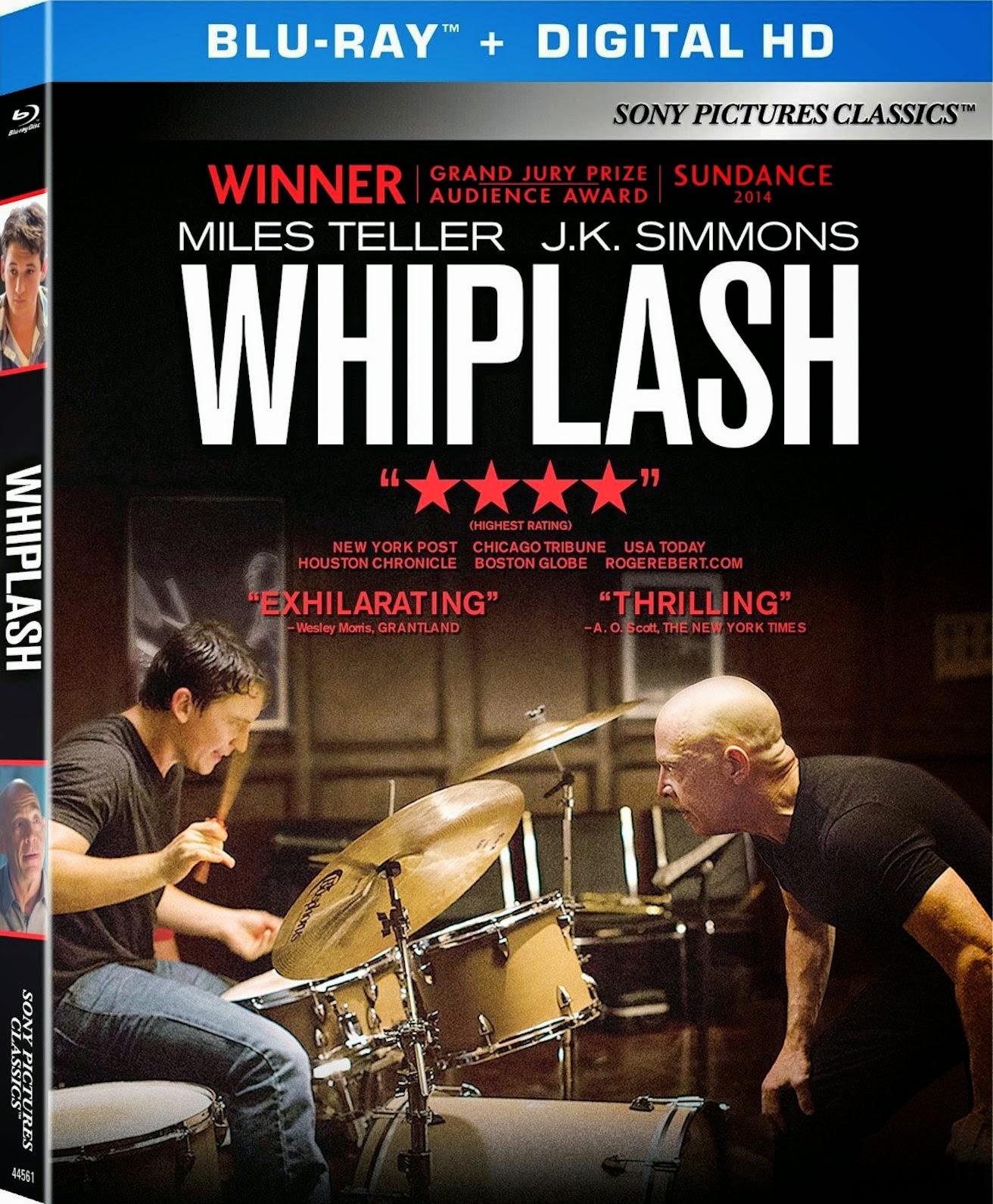 WhiplashMusica y Obsesion (2014) 1080p BD25 ESPAÑOL LATINO