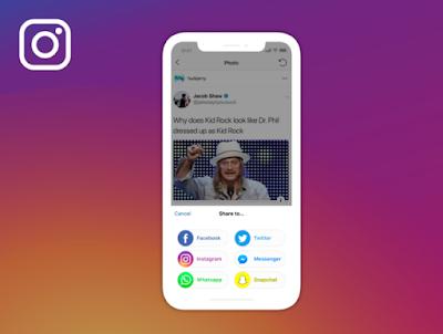 Cara Mengatasi Instagram Tidak Bisa Share Ke Facebook