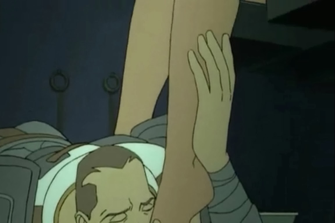 Anime Feet: Aeon Flux Mega-Post