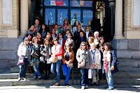 Encuentro de bloggers en Zaragoza
