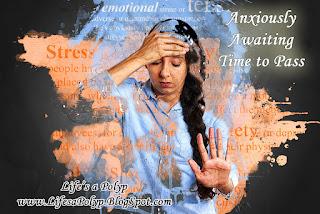 anxiety  life's a polyp