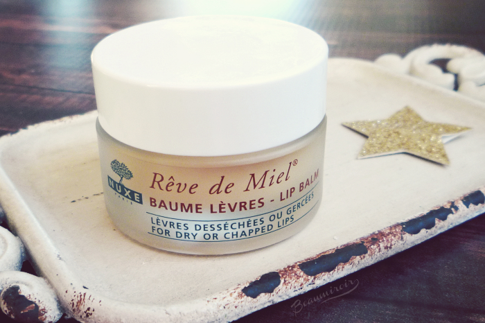 Nuxe Reve de Miel Ultra-Nourishing Lip Balm review