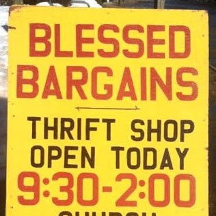 "Farmington's ""Blessed Bargains"" Thrift Shop Celebrates 20 Years of Making All Things Affordable"