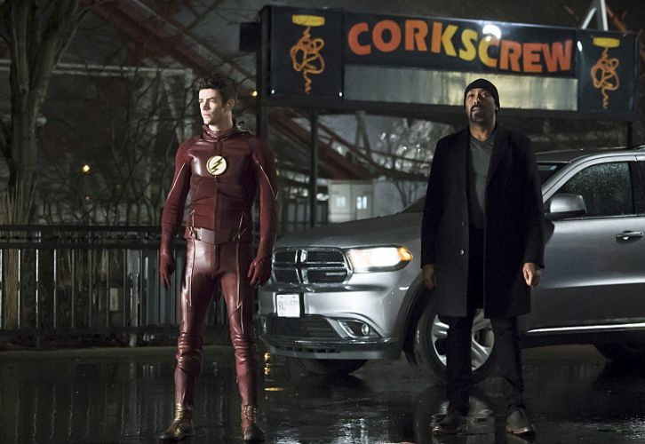 The Flash - Episode 2.19 - Back to Normal - Promos, Sneak Peeks, Comic Preview, Press Release & Promotional Photos *Updated*