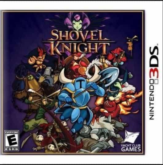 Shovel Knight (E) [Citra Decrypted] 3DS