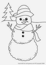 Christmas Coloring Pages For Toddlers 5