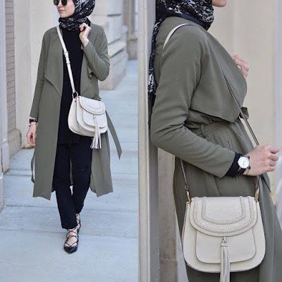 Hejab moderne modèle 2016 - 2017