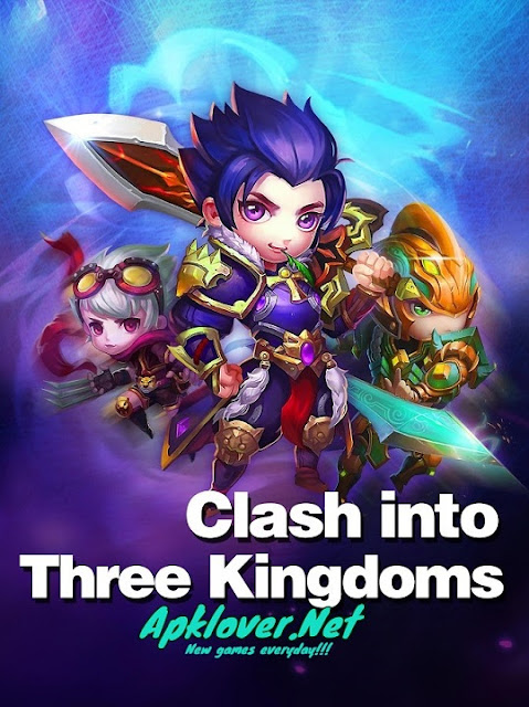 Final Kingdoms MOD APK high damage
