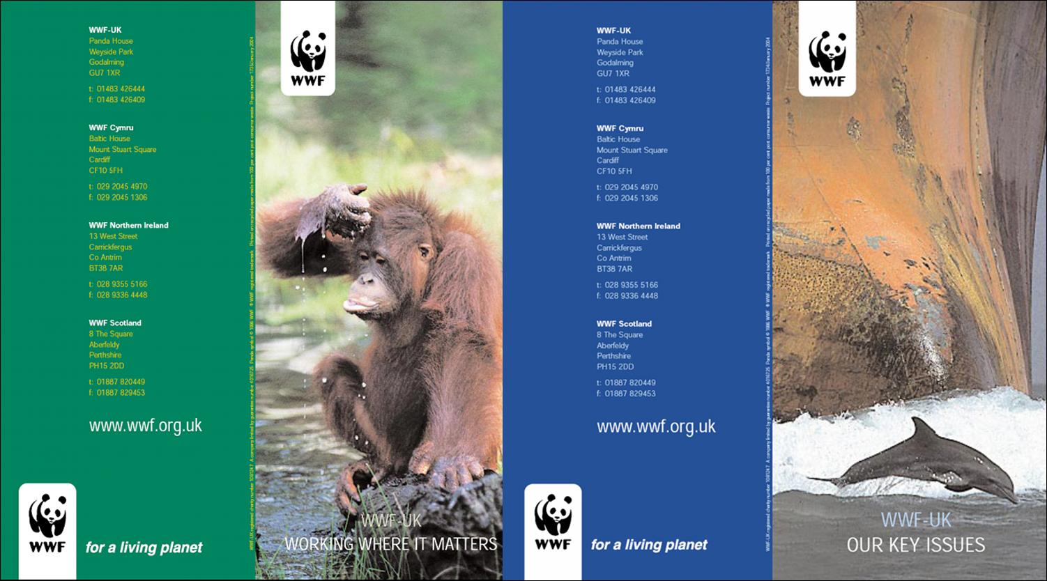 Wwf Animal Charity Logo
