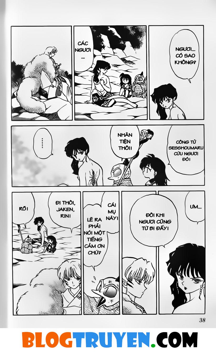 Inuyasha vol 36.2 trang 17