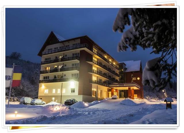 Impresia parerilor cazare HOTEL TTS COVASNA