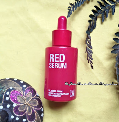 [Review] Dr. Color Effect Red Serum by Skin&Lab