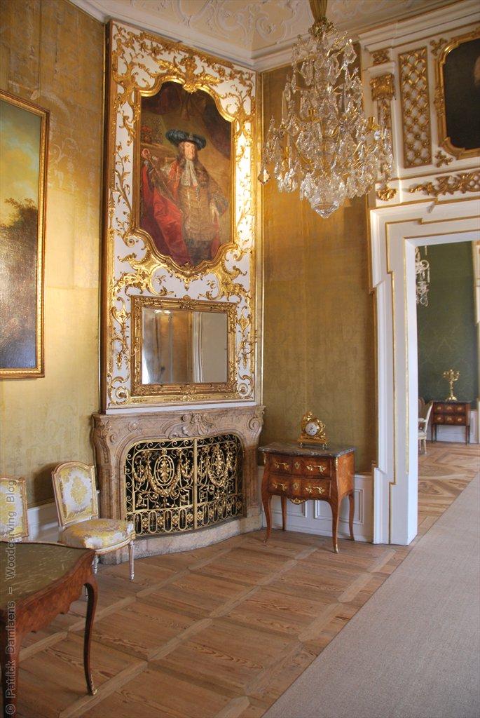 Ornamental Woodcarver Patrick Damiaens A Baroque Style