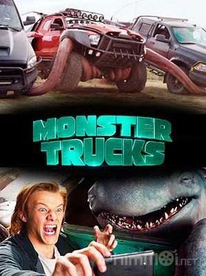 Chiếc xe tải quái vật