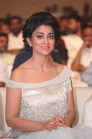 Shriya Saran in Stunning White Off Shoulder Gown at Nakshatram music launch ~  Exclusive (99).JPG