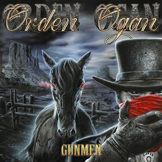 "Το lyric video των Orden Ogan για το τραγούδι ""Come with Me to the Other Side"" από το album ""Gunmen"""