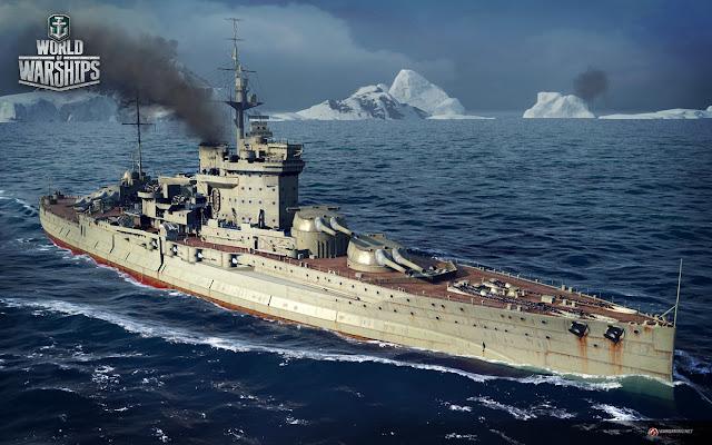 تحميل لعبة حرب السفن الحربية العالمية للكمبيوتر و الاندرويد و الماك download world of warships