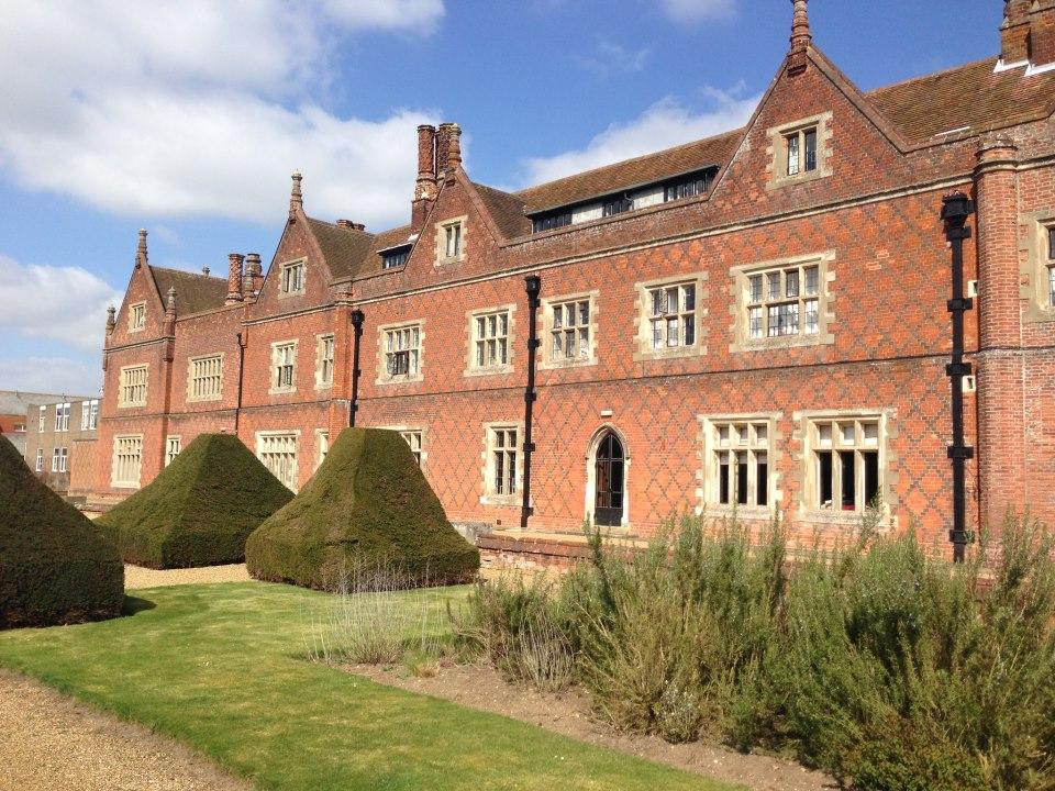 Brandeston Hall The Garden Front