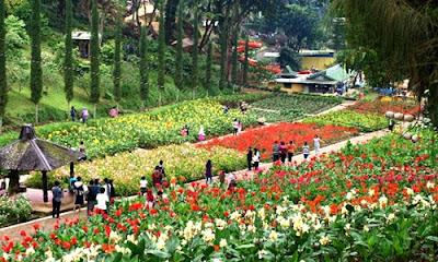 Taman Slecta Batu Malang