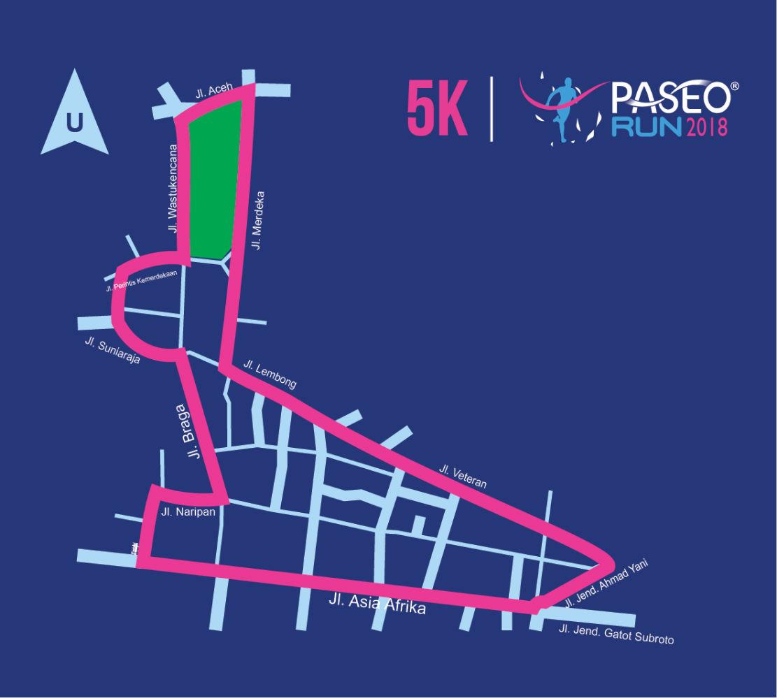 5K 👟 Paseo Run • 2021