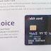 احصل على بطاقة Visa Card حقيقية تصلك إلى بيتك !