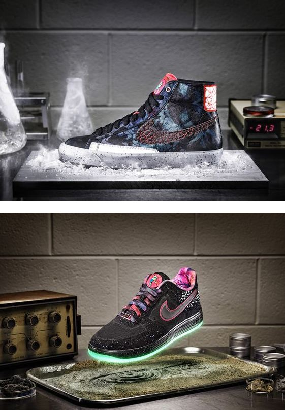 6e23f8b50189 ... Nike Barkley Posite Max and Nike Air Force Max 2013.They all will  release on Feb. 14th