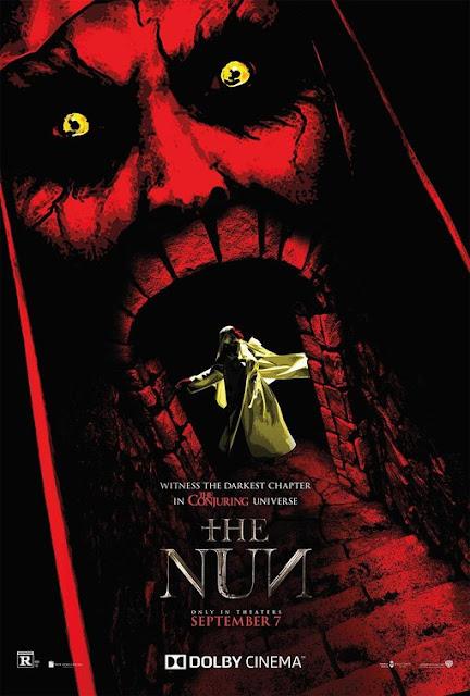 النقاد يعتبرون فيلم The Nun عادي جدا وليس مرعبا كما يُروج له! هذه هي آرائهم حول الفيلم poster5