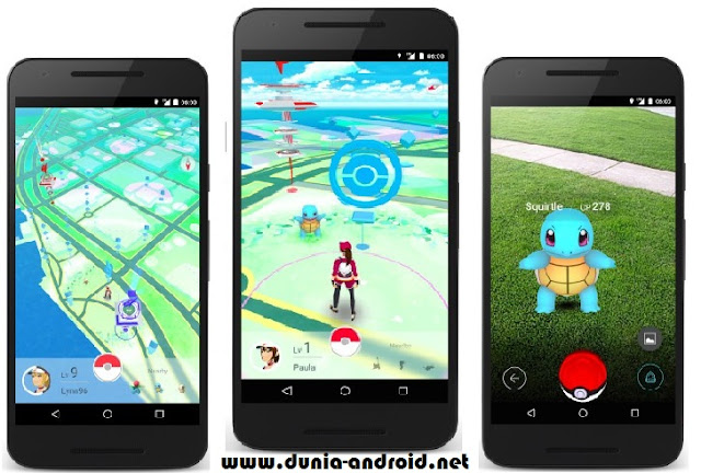Download Pokemon Go APK Terbaru Gratis v0.29.0